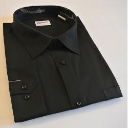 košile dl. rukáv černá