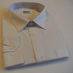 košile dl. rukáv bíla